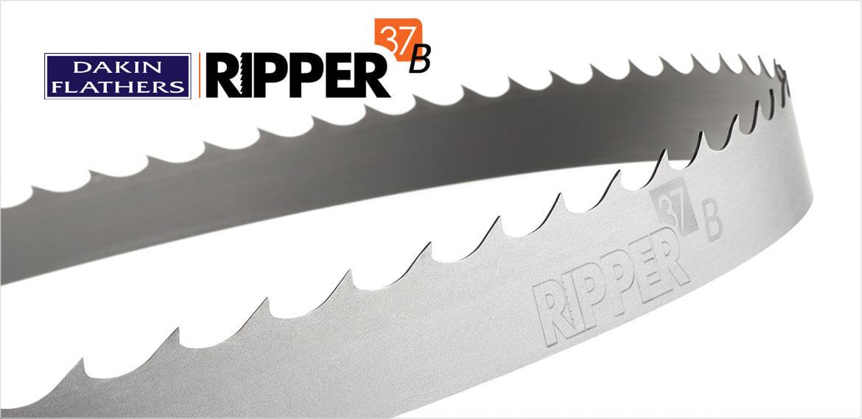 Ripper37B bimetal sawmill bandsaw blade